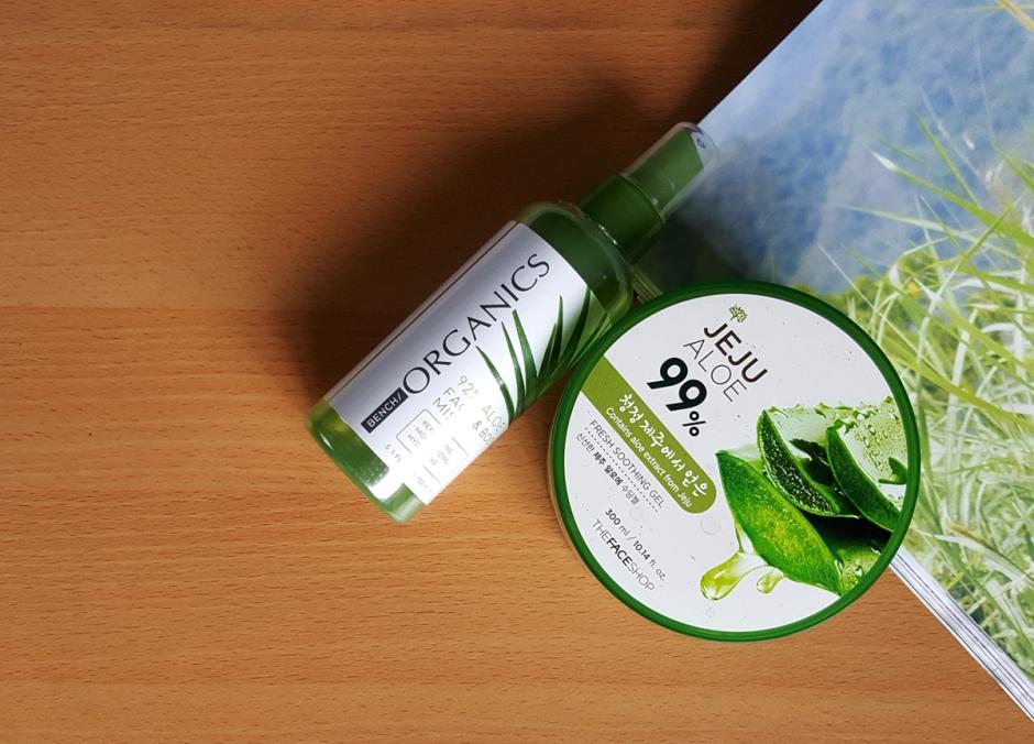 Jeju Aloe Vera - Bench Organics