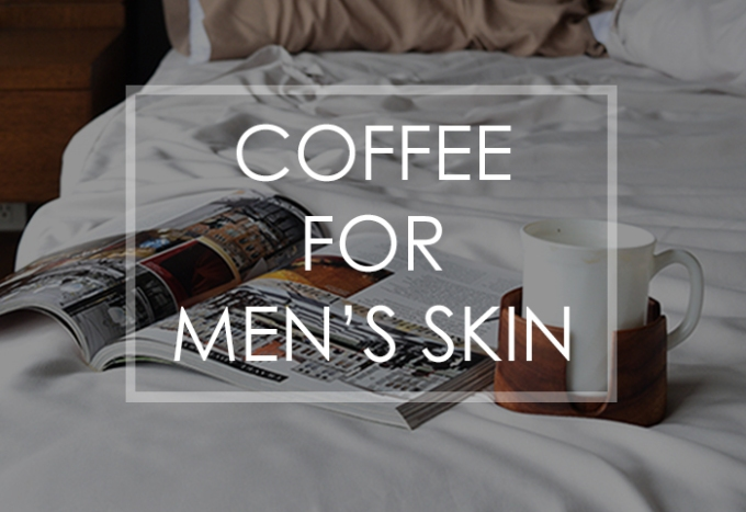 Coffee for Men's Skin Hair Health