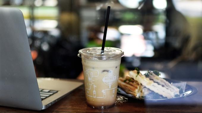 Nitro7 Coffee Cold Brew
